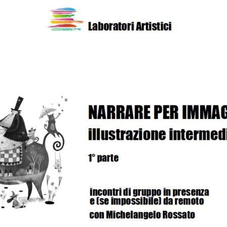 NARRARE PER IMMAGINI: Illustrazione Intermedio 1° parte