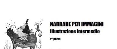 NARRARE PER IMMAGINI: Illustrazione Intermedio 2° parte