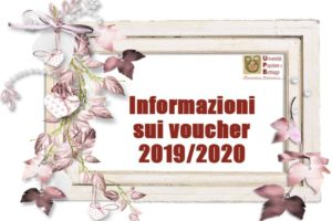 Università Popolare F. Petrarca di Borbiago – Mira (VE) – Avviso sui Voucher 2019/2020