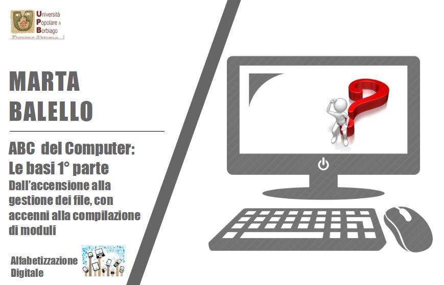 Balello – computer base 1