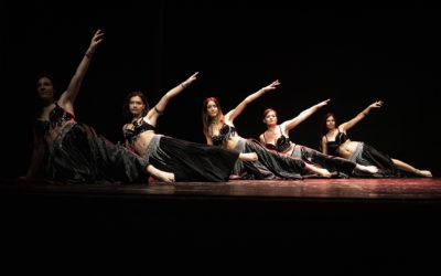 Danza del Ventre Avanzato 1° parte