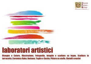 Università Popolare F. Petrarca di Borbiago - Mira (VE) - corsi e laboratori dell'area laboratori artistici