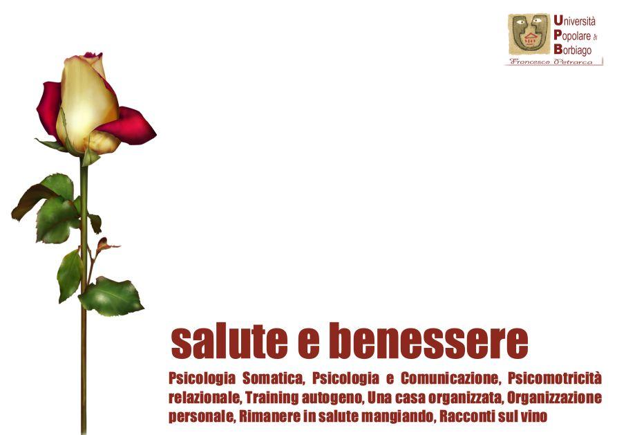 Università Popolare F. Petrarca di Borbiago - Mira (VE) - corsi e laboratori dell'area salute e benessere