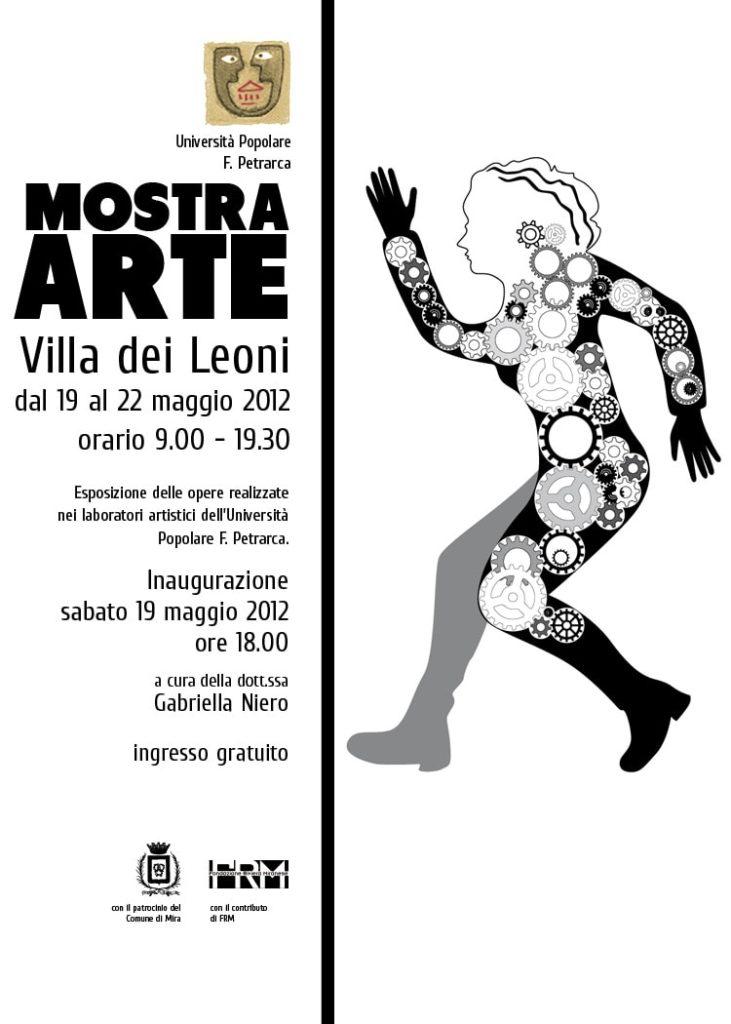 Università Popolare F. Petrarca di Borbaigo - Mira (VE) - Mostra dei lavori prodotti nei laboratori artistici