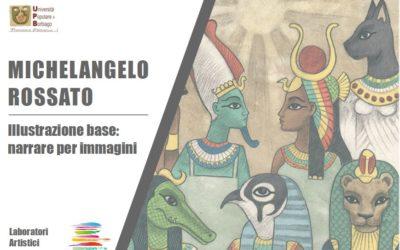 ILLUSTRAZIONE BASE: narrare per immagini 1° parte -prosecuzione corso 2020/2021-