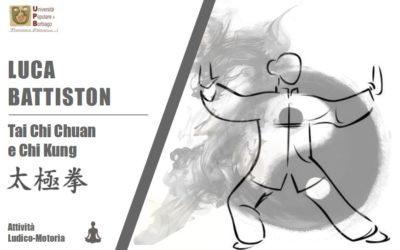 TAI CHI CHUAN e CHI KUNG prosecuzione corso 2020/2021