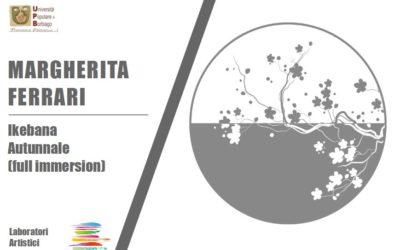 IKEBANA AUTUNNALE: il Crisantemo -full immersion-