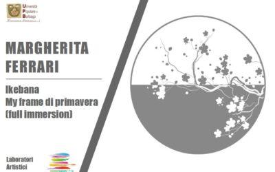 """IKEBANA """"MY FRAME"""" di PRIMAVERA"""
