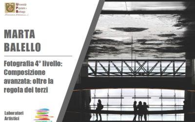 FOTOGRAFIA 4° LIVELLO: tecniche di composizione avanzata