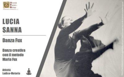 DANZA FUX – danza creativa con il metodo Maria Fux