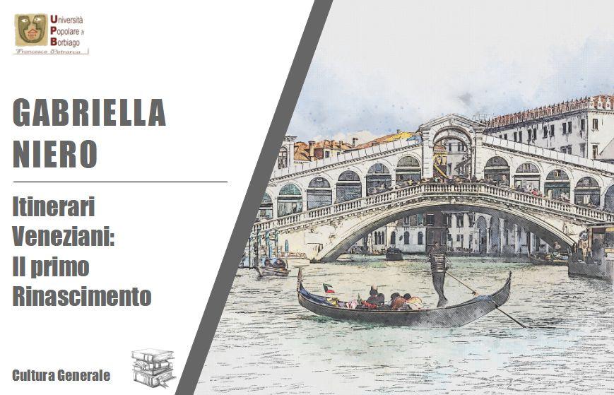Niero – Itinerari Veneziani