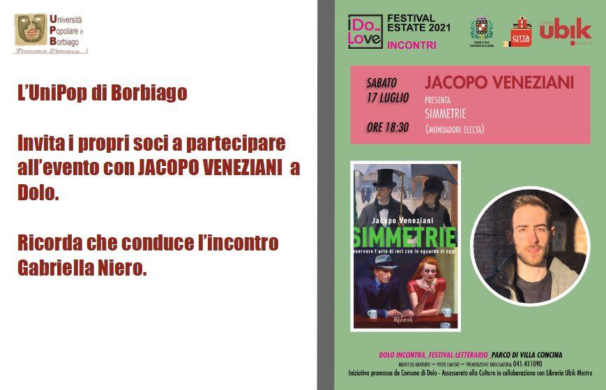 Jacopo Veneziani a Dolo