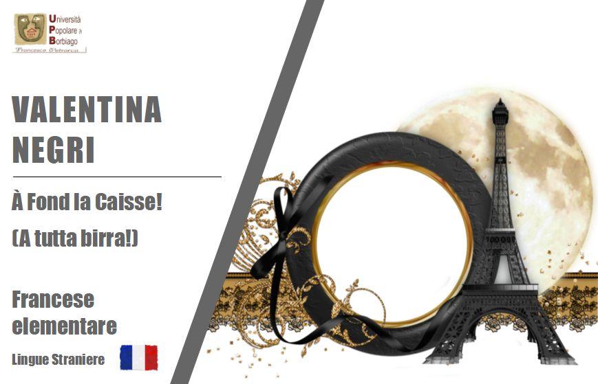 Negri Valentina – francese