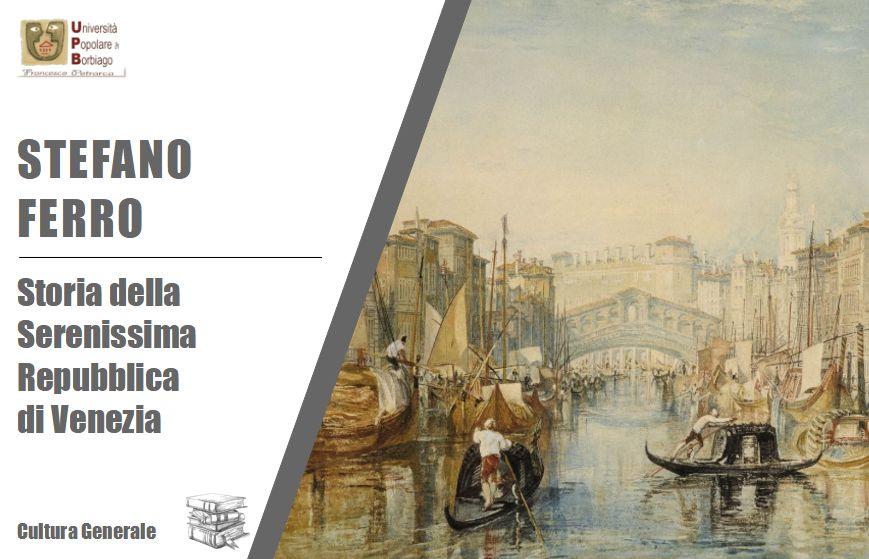 Ferro – Storia di Venezia